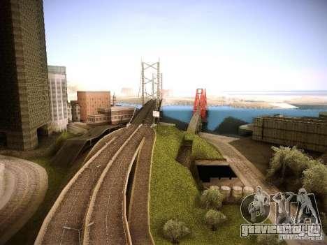 Увеличение прорисовки машин и педов для GTA San Andreas четвёртый скриншот