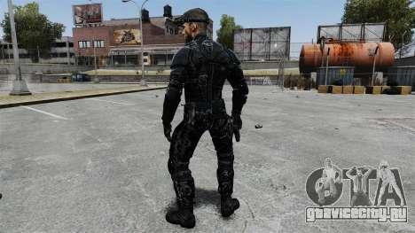 Сэм Фишер v9 для GTA 4 третий скриншот