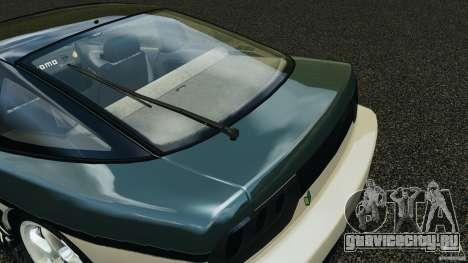 Nissan 240SX Time Attack для GTA 4 вид снизу