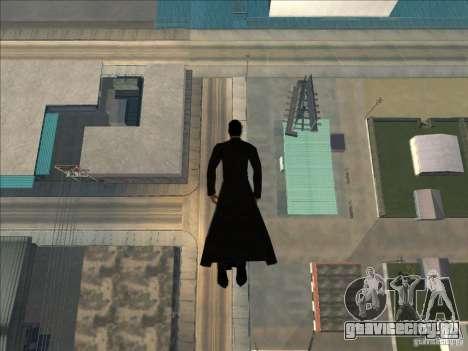 Matrix Skin Pack для GTA San Andreas