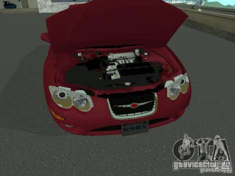 Chrysler 300M для GTA San Andreas вид справа