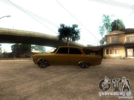 Москвич 412 Tuning для GTA San Andreas вид слева