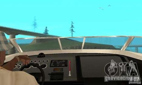 GTAIV Tropic для GTA San Andreas вид сзади