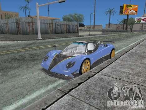 Los Angeles ENB modification Version 1.0 для GTA San Andreas шестой скриншот