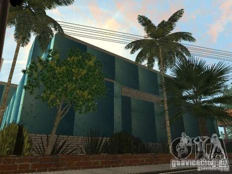 Обновлёный госпиталь Лос-Сантоса v.2.0 для GTA San Andreas четвёртый скриншот