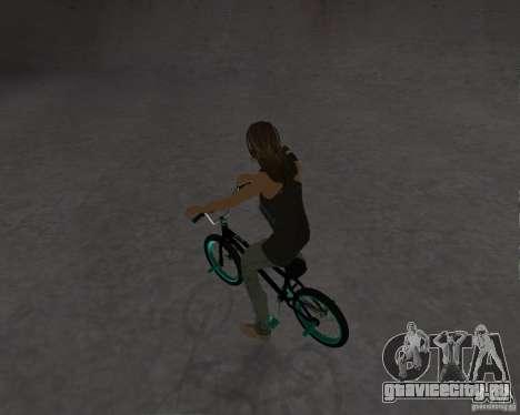 Tony Hawks Emily для GTA San Andreas второй скриншот