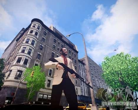 АКМ 74 для GTA 4 второй скриншот