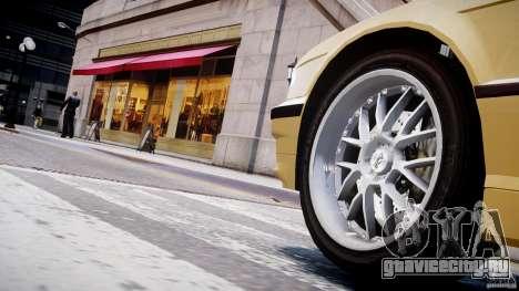 BMW 750i v1.5 для GTA 4