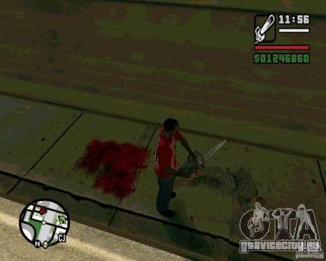 Иракский Солдат для GTA San Andreas пятый скриншот