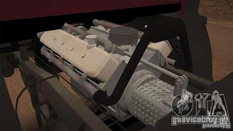 КамАЗ 5410 для GTA 4 вид справа