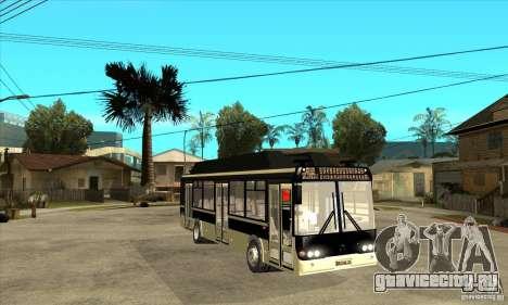 ЛиАЗ 5256 для GTA San Andreas вид сзади