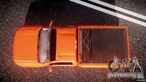 Chevrolet Silverado 2011 для GTA 4 вид справа