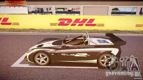 Lotus 2-11 для GTA 4 вид слева