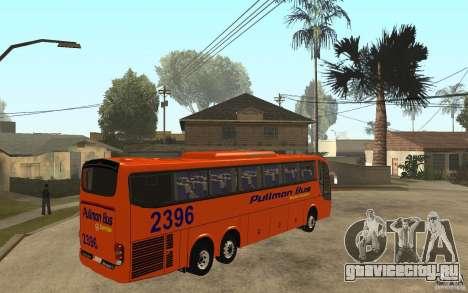Marcopolo Paradiso 1200 Pullman Bus для GTA San Andreas вид справа