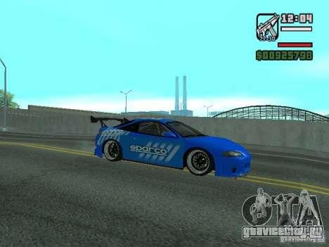 Mitsubishi Eclipse Tunning для GTA San Andreas
