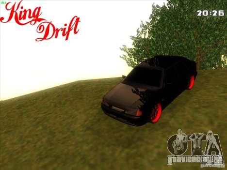 Ваз 2114 Devil Style для GTA San Andreas