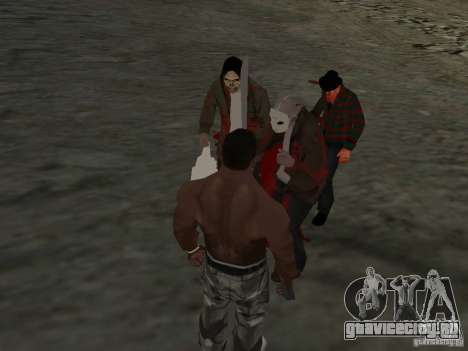Scary Town Killers для GTA San Andreas