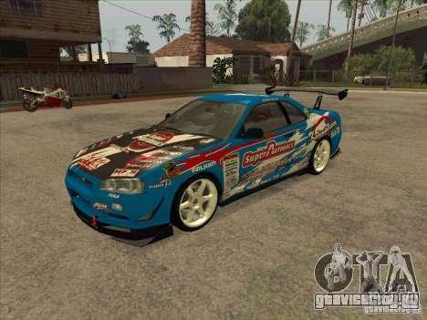 Nissan Skyline GT-R R34 Super Autobacs для GTA San Andreas