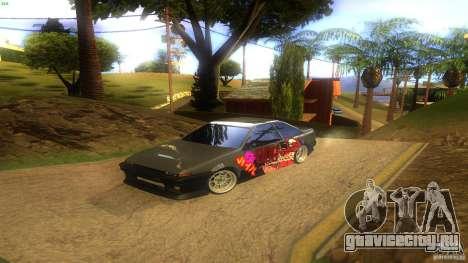Toyota AE86 Coupe - Final для GTA San Andreas