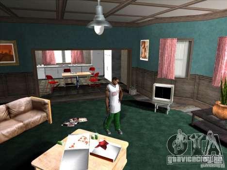 Прикрутить/открутить глушитель для GTA San Andreas второй скриншот