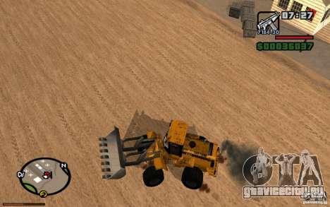 Активная приборная панель v3.2b для GTA San Andreas третий скриншот