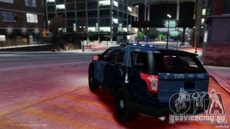 Emergency Lighting System v7 для GTA 4 четвёртый скриншот