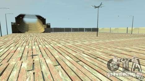 New Map Mod для GTA 4 третий скриншот