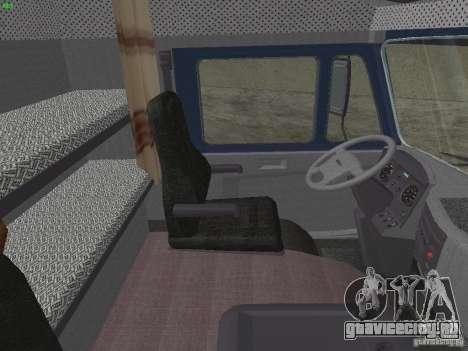 КамАЗ 5460 Sport для GTA San Andreas вид сзади