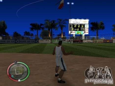 RAIN OF BOXES для GTA San Andreas второй скриншот