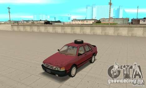 Saab 9000 для GTA San Andreas