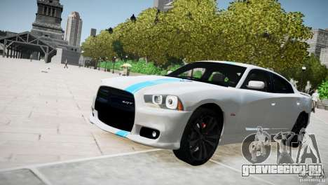 Dodge Charger SRT8 2012 для GTA 4