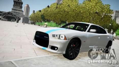 Dodge Charger SRT8 2012 для GTA 4