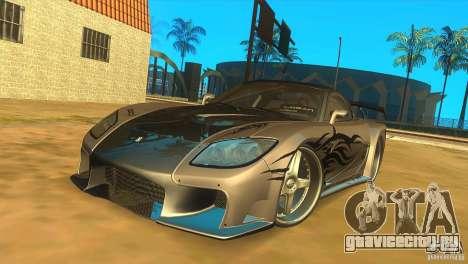 ENBSeries by Fallen для GTA San Andreas шестой скриншот