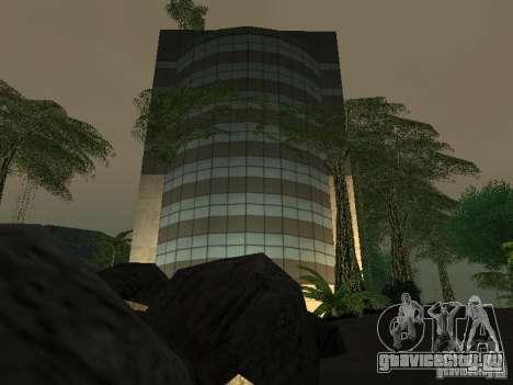 Тайна тропического острова для GTA San Andreas восьмой скриншот