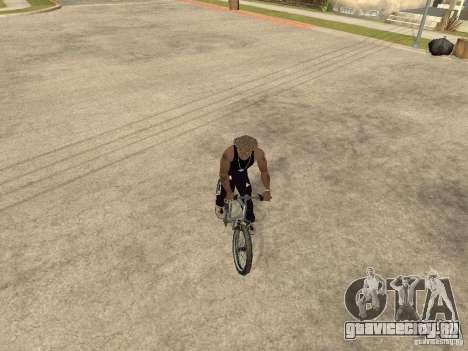 Прятать-доставать оружие в машине для GTA San Andreas шестой скриншот