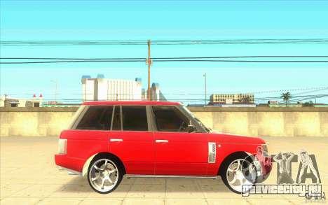 Arfy Wheel Pack 2 для GTA San Andreas десятый скриншот