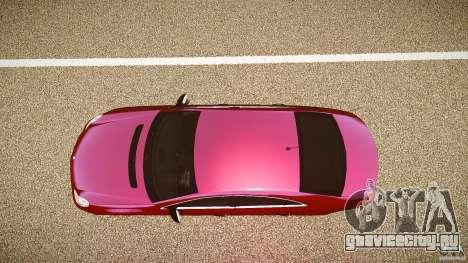 Mercedes Benz CLS Light Tuning v1.0 Beta для GTA 4 вид справа
