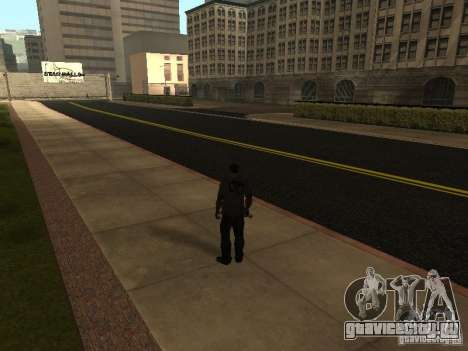 Новые дороги в Los Santos для GTA San Andreas четвёртый скриншот