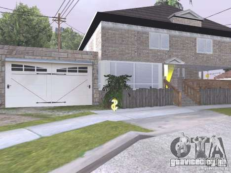 CJ Total House Remodel V 2.0 для GTA San Andreas шестой скриншот
