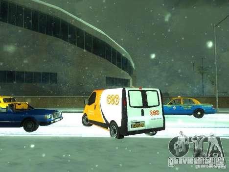 Vauxhall Vivaro v1.1 TNT для GTA San Andreas