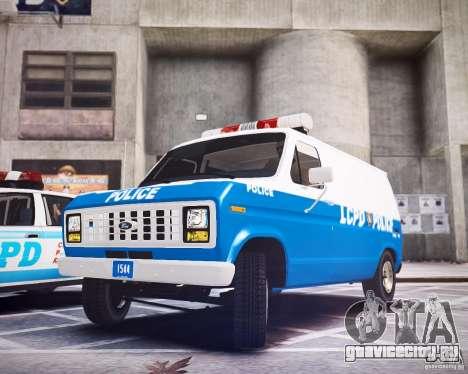 Ford E-150 LCPD для GTA 4