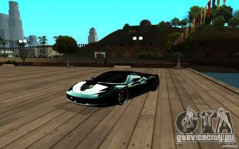 ENB для любых компьютеров для GTA San Andreas