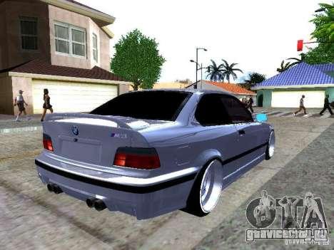 BMW M3 E36 Light Tuning для GTA San Andreas