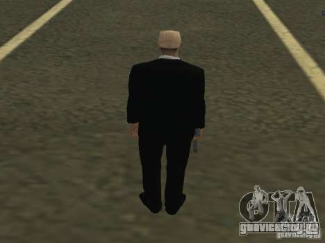 Телохранители для GTA San Andreas второй скриншот