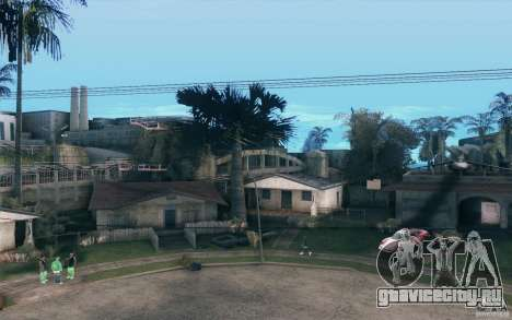 iCEnhancer V3 для GTA San Andreas третий скриншот