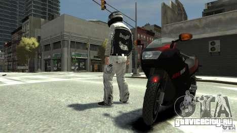 BIKER BOYZ Clothes and HELMET Version 1.1 для GTA 4 третий скриншот