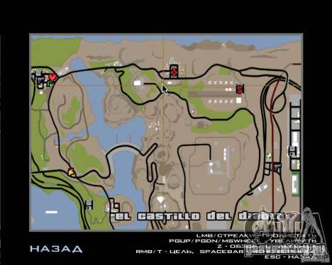CJ - Мэр для GTA San Andreas девятый скриншот