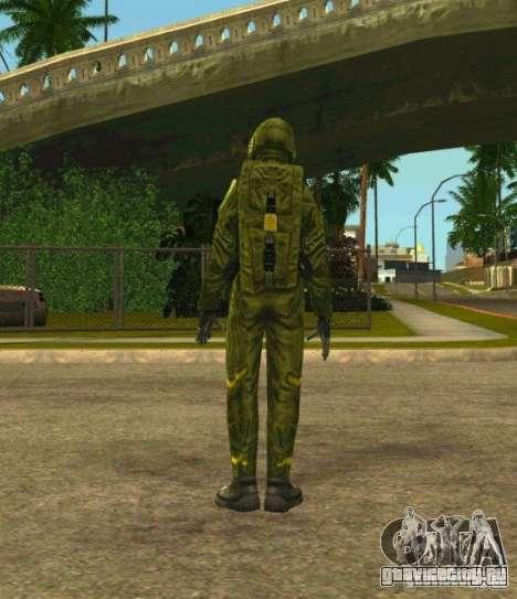 Скины S.T.A.L.K.E.R. для GTA San Andreas третий скриншот