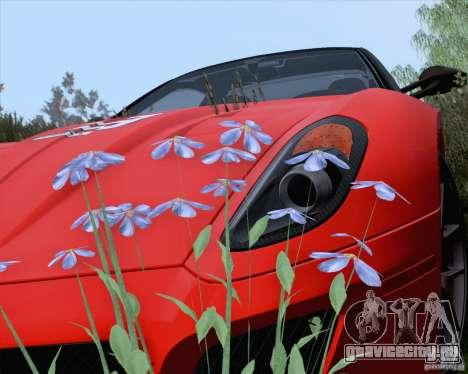 Optix ENBSeries для мощных ПК для GTA San Andreas шестой скриншот
