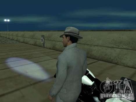 Вито Скаллета v1.5 для GTA San Andreas третий скриншот